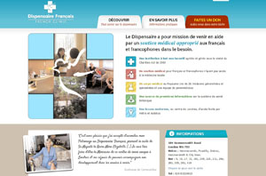 Dispensaire Fran�ais � Londres / French Clinic in London